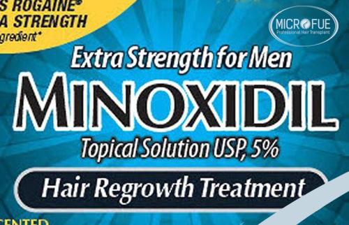Minoxidil risultati
