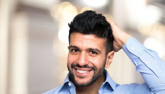 Metodo DDF nel trapianto di capelli