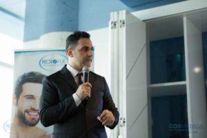 conferenze sul trapianto di capelli Dr. Acar