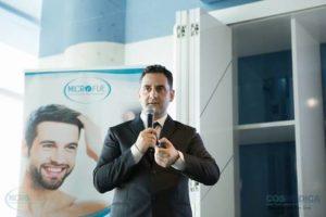 Doctor Levent Acar Conferenza sui trapianti di capelli trapianti di capelli