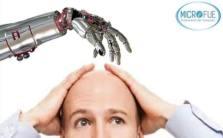 Trapianto di capelli robotizzato