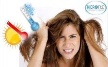 Lavaggio dei capelli dopo il trapianto