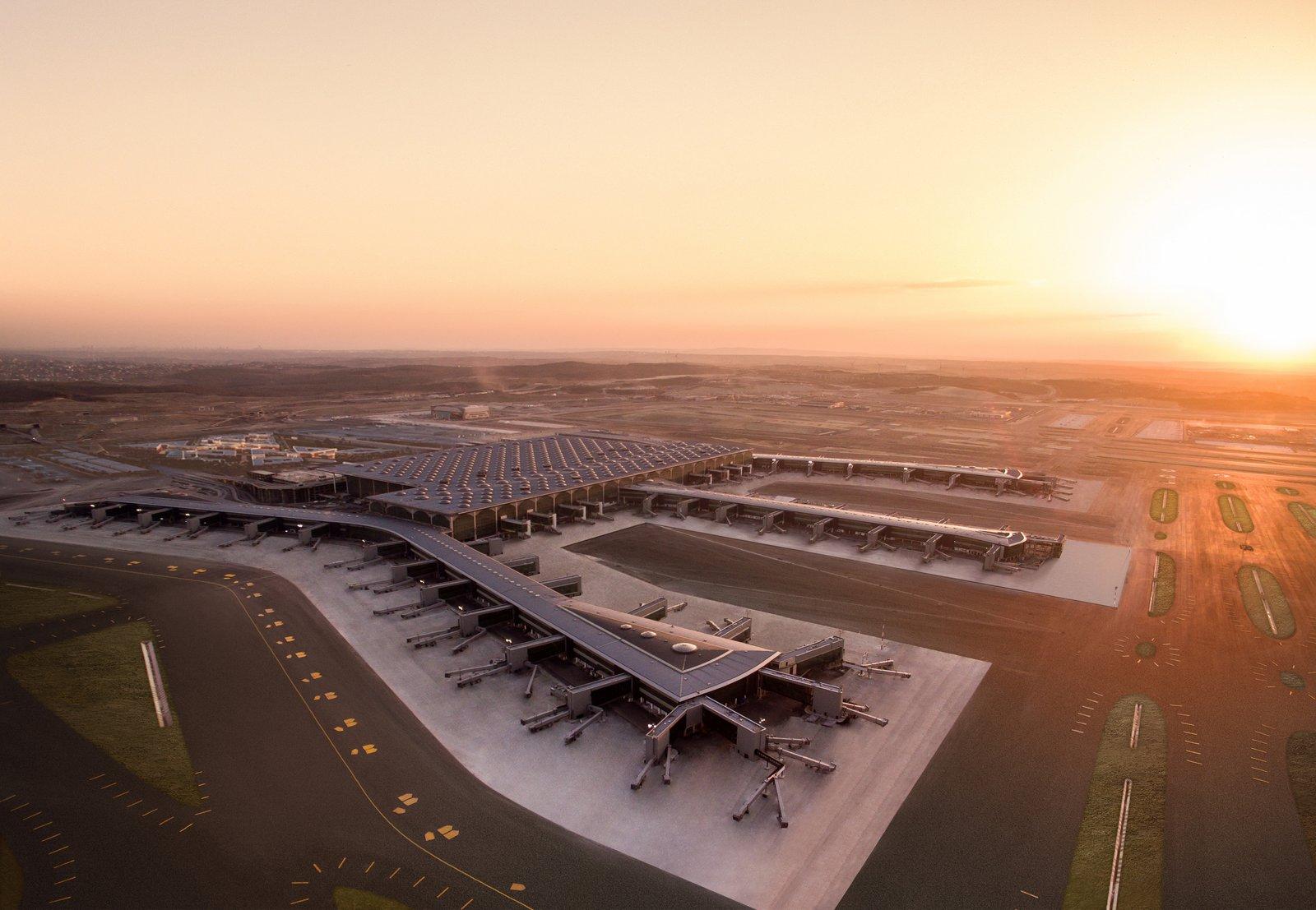 istanbul, nuovo aeroporto