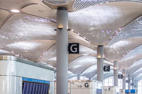 aeroporto IGA estambul
