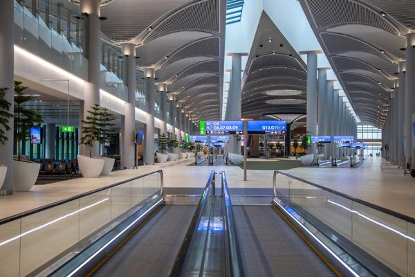 aeroporto isl istanbul
