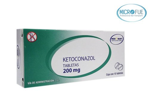 Shampoo al Ketoconazolo