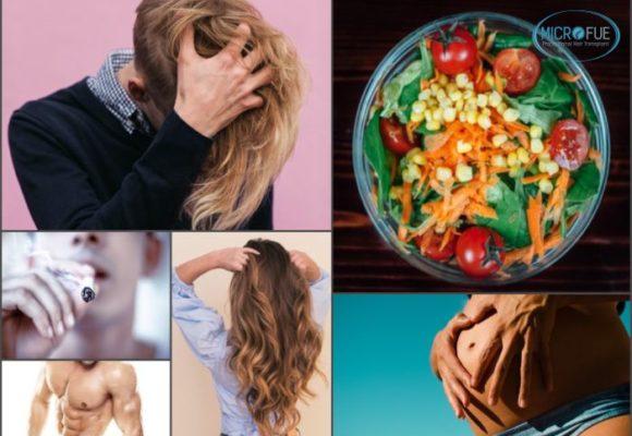 Gruppi di popolazione più vulnerabili all'alopecia