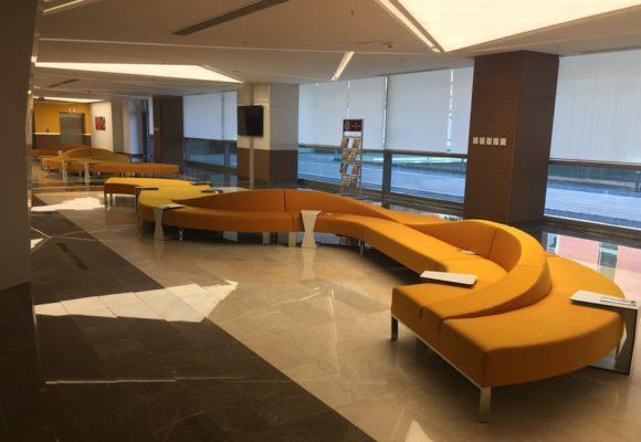 Sala de espera de MicroFUE