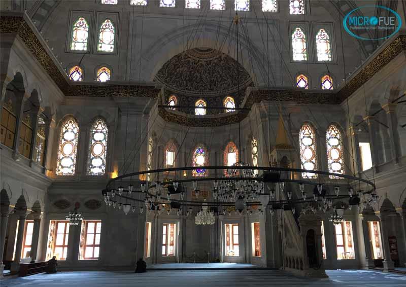 Turquia_mezquitas_Estambul_injerto_capilar_trasplante_pelo_Microfue